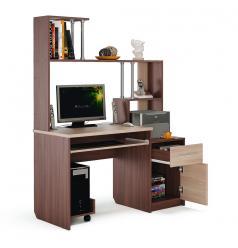 Компьютерный стол Монако (МСТ Мебель)