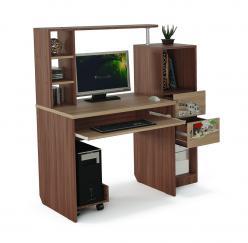 Компьютерный стол Неаполь (МСТ Мебель)
