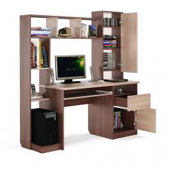Компьютерный стол Оксфорд (МСТ Мебель)