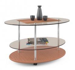 Журнальный столик Валерия 2 (МСТ Мебель)