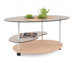 Журнальный столик Валерия 3 (МСТ Мебель)