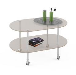 Журнальный столик Венеция 1 (МСТ Мебель)