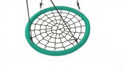 Качели гнездо 110 см зеленые (Облачный замок)