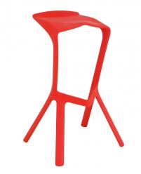 Барный стул Reddy [Красный] (ОГОГО Обстановочка!)