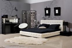 Комплект мебели для спальни Кристалл К1 (ОГОГО Обстановочка!)