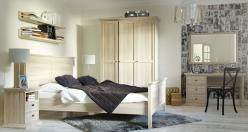 Комплект мебели для спальни Рейна К3 (ОГОГО Обстановочка!)