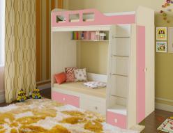 Двухъярусная кровать Астра-3 (РВ Мебель)