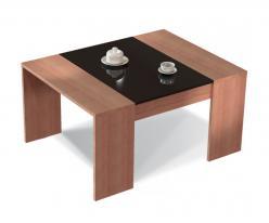 Журнальный столик Столик журнальный 170 [Орех / Черный] (Sheffilton)