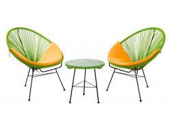 Комплект садовой мебели из металла Комплект мебели Acapulco (Симтрейд)
