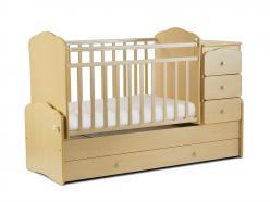 Кроватка СКВ-9 93003x (SKV company)