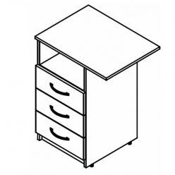 Тумба SC-3D.2 (L/R) (SKYLAND)