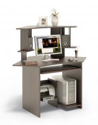 Компьютерный стол КСТ-02В+КН-02 (Сокол)