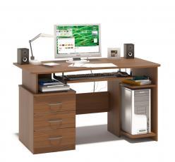 Компьютерный стол КСТ-08.1 (Сокол)
