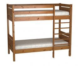 Двухъярусная кровать Кровать 2-ярусная Брамминг (Timberica)