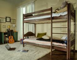 Двухъярусная кровать Кровать 2-ярусная Фрея (F2) (Timberica)