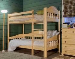 Двухъярусная кровать Кровать 2-ярусная Фрея (F3) (Timberica)