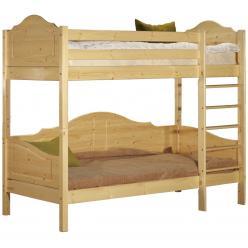 Двухъярусная кровать Кровать 2-ярусная Кая (K3) (Timberica)