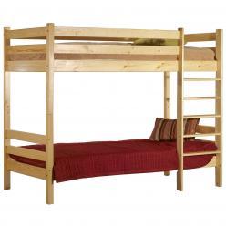 Двухъярусная кровать Кровать 2-ярусная Классик (Timberica)