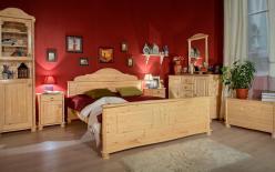 Комплект мебели для спальни Айно К2 (Timberica)
