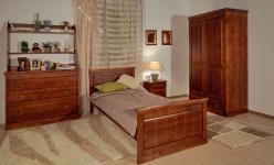 Комплект мебели для спальни Дания К1 (Timberica)