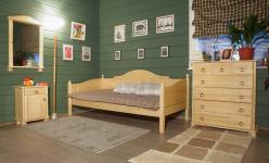 Комплект мебели для спальни Кая К2 (Timberica)