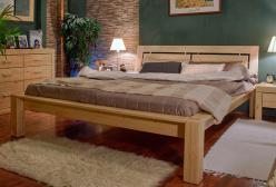 Кровать Брамминг-1 (Timberica)