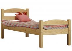 Кровать Кровать Классик детская (спинка дуга) (Timberica)