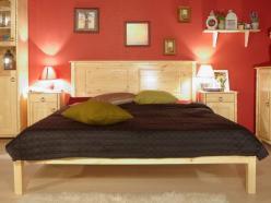 Кровать Тора (T1) (Timberica)