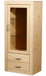 Шкаф-витрина Буфет 1-створчатый Брамминг (Timberica)