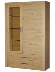 Шкаф-витрина Буфет 2-створчатый Брамминг (Timberica)