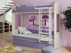 Двухъярусная кровать СМ-201.01.001 Аватар (ТриЯ)