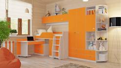 Комплект детской мебели Аватар Манго К1 (ТриЯ)