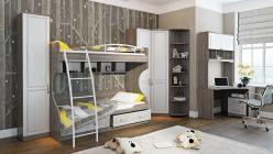 Комплект детской мебели Прованс К2 (ТриЯ)