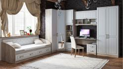 Комплект детской мебели Прованс К3 (ТриЯ)