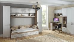 Комплект детской мебели Прованс К4 (ТриЯ)