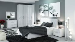 Комплект мебели для спальни Амели К1 (ТриЯ)