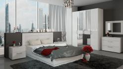 Комплект мебели для спальни Амели К3 (ТриЯ)