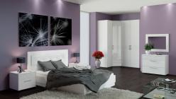 Комплект мебели для спальни Амели К4 (ТриЯ)
