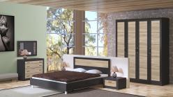 Комплект мебели для спальни Токио К22 (ТриЯ)
