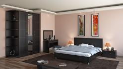 Комплект мебели для спальни Токио К6 (ТриЯ)