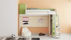 Кровать-чердак ПМ-139.01  (ТриЯ)