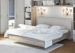 Кровать СМ-223.01.001 (ТриЯ)