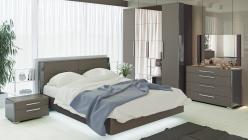 Спальный гарнитур Наоми Трия К1 (ТриЯ)
