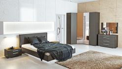 Спальный гарнитур Наоми Трия К3 (ТриЯ)