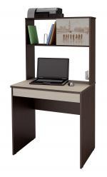 Компьютерный стол с полками Орион-5.10 (Витра)