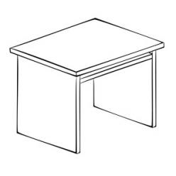 Стол для переговоров 41(42).50 (Витра)