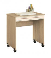 Столик для ноутбука 54.16 [Дуб Сонома / Магнолия Глянец] (Витра)