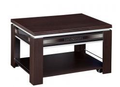Журнальный столик на колесиках Агат-24.10 (Витра)