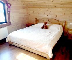Кровать LIT COEUR 140 (LCOEUR 140) / LIT COEUR 160 (LCOEUR 160) (Волшебная сосна)