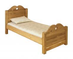 Кровать LIT COEUR 90 (LCOEUR 90) (Волшебная сосна)